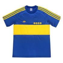Boca Juniors Retro Home Jersey Mens 1981