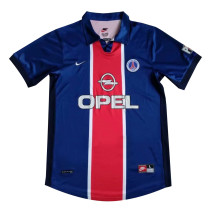 PSG Retro Home Jersey Mens 1998/99