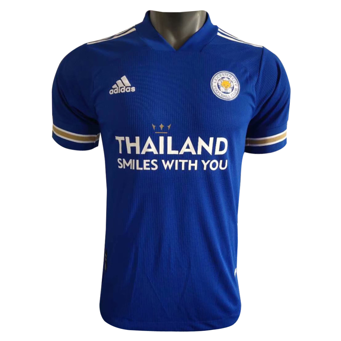 US$ 17.8 - Leicester City Home Jersey Mens 2020/21 - Match ...