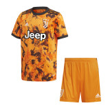 Juventus Third Jersey Kids 2020/21