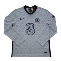 Chelsea Away Jersey Long Sleeve Mens 2020/21