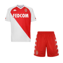AS Monaco Home Jersey Kids 2020/21