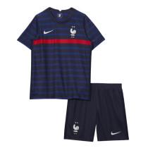 France Home Jersey Kids 2020