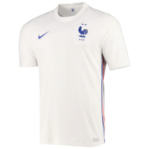 Mens France Away Jersey 2021