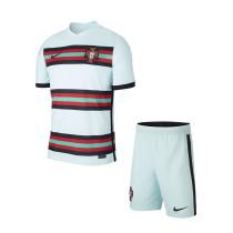 Portugal Away Jersey Kids 2020