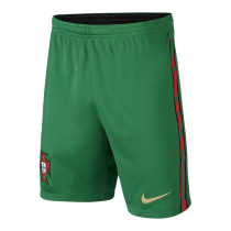 Portugal Home Green Shorts Mens 2020