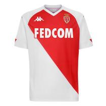 AS Monaco Home Jersey Mens 2020/21