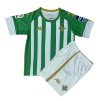 Real Betis Home Jersey Kids 2020/21