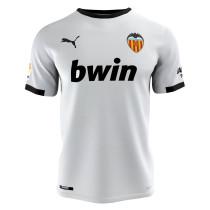Valencia Home Jersey Mens 2020/21