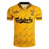 Liverpool Retro Third Jersey Mens 1994-1996