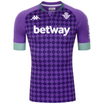 Real Betis Away Jersey Mens 2020/21