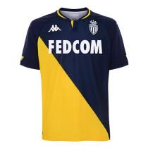AS Monaco Away Jersey Mens 2020/21