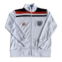 England Retro Jacket White 1980