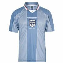 England Retro Away Jersey Mens 1996