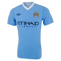 Mens Manchester City Retro Home Jersey 2011/12