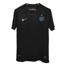 Mens England T-Shirt Black 2020
