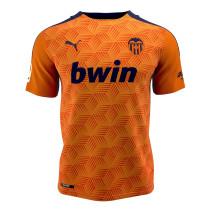 Valencia Away Jersey Mens 2020/21