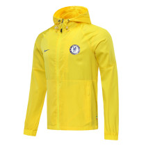 Mens Chelsea All Weather Windrunner Jacket Yellow 2020/21