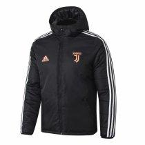 Mens Juventus Winter Jacket Black 2019/20
