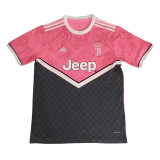 Mens Juventus x Gucci Special Edition Jesery Pink 2020/21