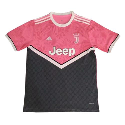 us 15 8 mens juventus x gucci special edition jesery pink 2020 21 m fcsoccerworld com fcsoccerworld com