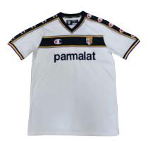 Parma Calcio Retro Away Jersey Mens 2001/02