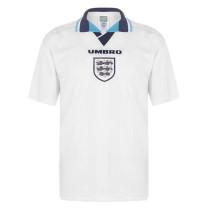 England Retro Home Jersey Mens 1996