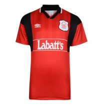 Nottingham Forest Retro Home Jersey Mens 1994/95