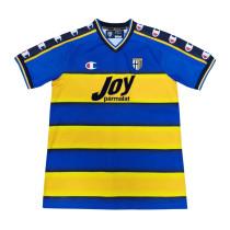 Parma Calcio Retro Home Jersey Mens 2001/02