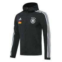 Mens Germany All Weather Windrunner Jacket Black 2020/21