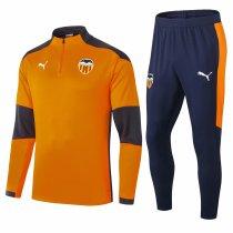 Mens Valencia Training Suit Orange 2020/21
