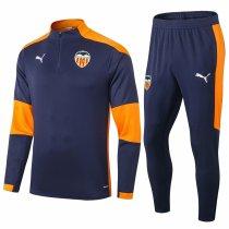 Mens Valencia Training Suit Navy 2020/21