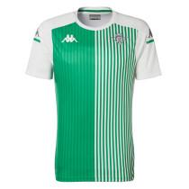 Mens Real Betis Short Training Jersey Green 2020/21