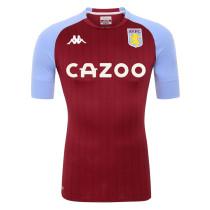 Aston Villa Home Jersey Mens 2020/21 - Match