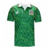 Mexico Home Retro Jersey Mens 1994