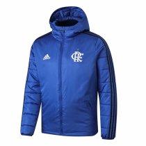 Mens Flamengo Winter Jacket Blue 2019/20