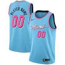 Mens Miami Heat Nike Vice Wave Swingman Jersey