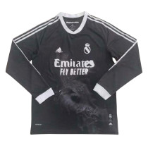 Real Madrid Human Race Jersey Long Sleeve Mens 2020/21
