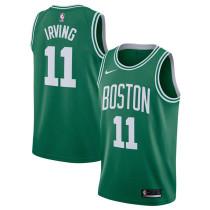 Mens Boston Celtics Nike Green Swingman Jersey - Icon Edition