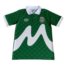 Mexico Home Retro Jersey Mens 1995