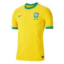 Mens Brazil Home Jersey 2021 - Match