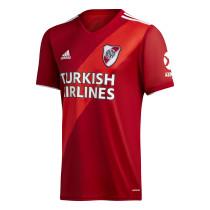 River Plate Away Jersey Mens 2021