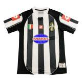 Juventus Retro Home Jersey Mens 2002/03