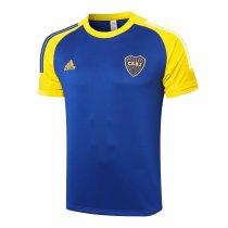 Mens Boca Juniors Short Training Jersey Blue 2020/21