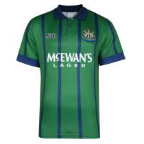 Newcastle United Retro Away Jersey Mens 1995