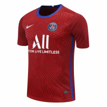 PSG Goalkeeper Red Jersey Mens 2020/21