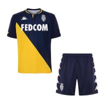 AS Monaco Away Jersey Kids 2020/21