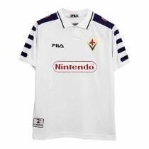 ACF Fiorentina Retro Away Jersey Mens 1998