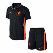 Kids Netherlands Away Jersey 2021