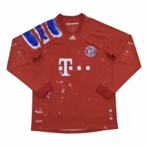 Bayern Munich Human Race Long Sleeve Jersey Mens 2020/21